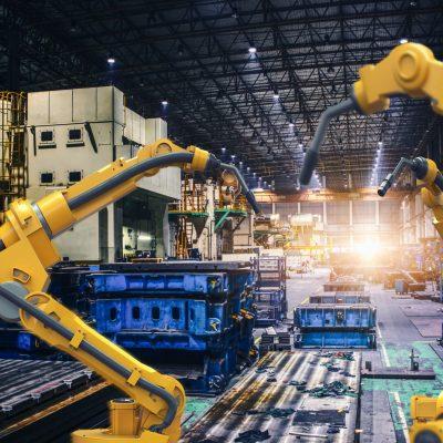 factory floor running on the power of iiot seo