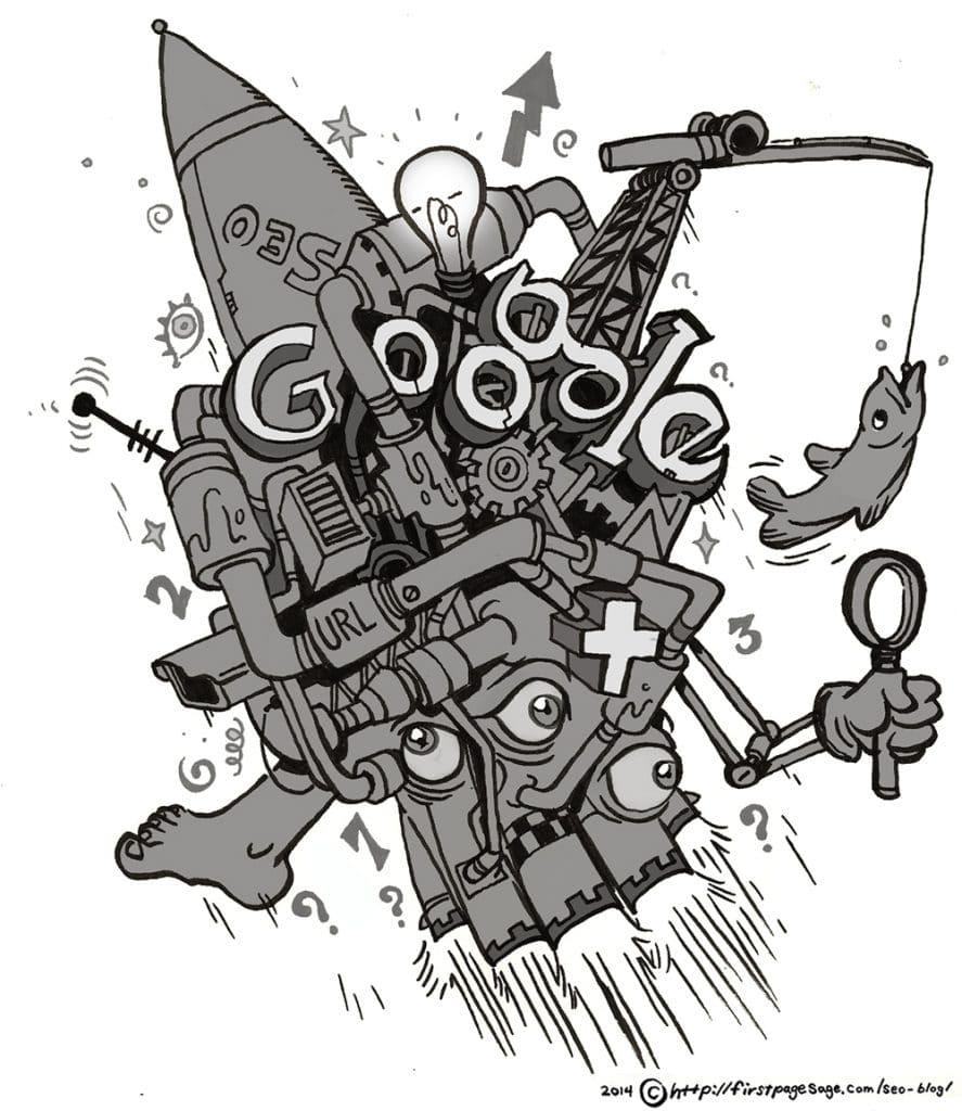 SEOBLOG_8_72614_artist_George_Cwirko_Godycki_google_algorithim