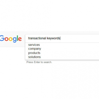 B2B Blogging Best Practices: Transactional Keywords