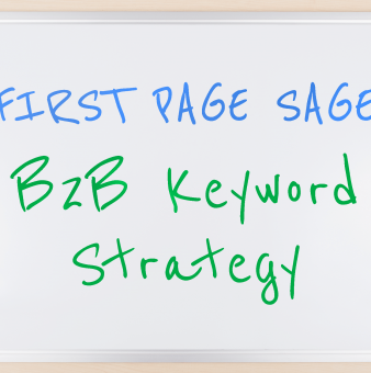 Keyword Strategy for B2B Blog Posts