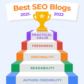 The Best SEO Blogs of 2021-2022