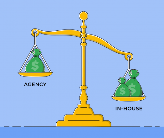 Digital Marketing Agency vs. In-House Marketing: Pros, Cons & Costs
