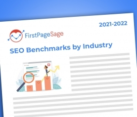 SEO Benchmarks by Industry