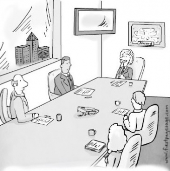 The San Francisco SEO Company Hiring Checklist (In Cartoon Form)