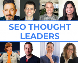 Top SEO Thought Leaders 2021-2022