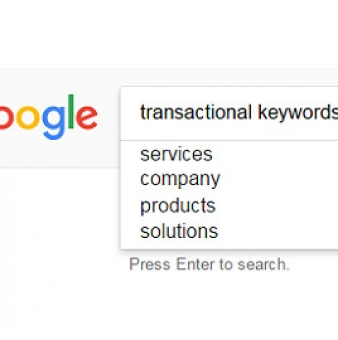 B2B Blogging Best Practices 2017: Transactional Keywords
