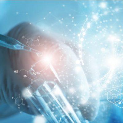 A biotech scientific experiment